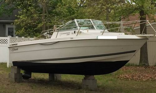 Image of Seaswirl Striper 2150 for sale in United States of America for $15,000 (£11,680) Brick, New Jersey, United States of America