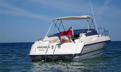 Image of Sunseeker Hawk 27 for sale in Spain for £24,995 Menorca, Spain