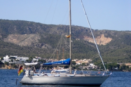 Nautor's Swan 371 for sale in Spain for €55,000 (£48,178)