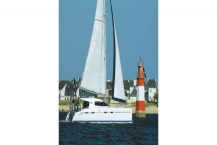 Nautitech 47 for sale in Greece for £320,574