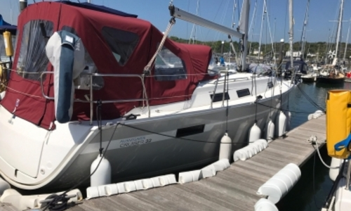 Image of Bavaria 32 for sale in United Kingdom for £63,995 United Kingdom