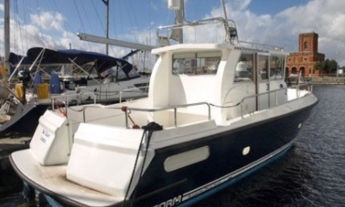 Image of Custom Blackwater 10.5 Seastorm for sale in United Kingdom for £79,950 CHATHAM, United Kingdom