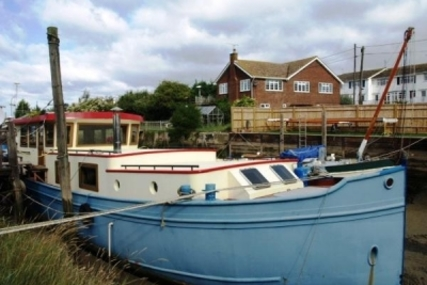 DUTCH BARGE LUXE 60 STEEL for sale in United Kingdom for £159,950