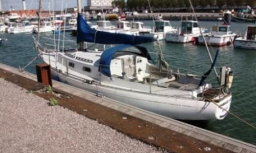 Image of Van De Stadt Legend 34 for sale in France for €25,000 (£22,007) CALAIS, France