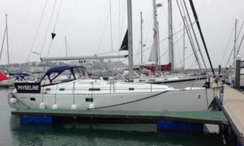 Image of Beneteau Oceanis 381 for sale in United Kingdom for £59,950 QUEENBOURGH, United Kingdom