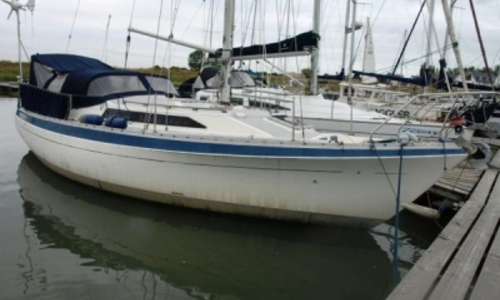Image of Moody 33 S for sale in United Kingdom for £24,950 SWALE, United Kingdom