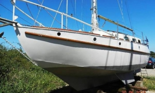 Image of Maurice Griffiths 28 Eventide for sale in United Kingdom for £4,500 FAVERSHAM, United Kingdom
