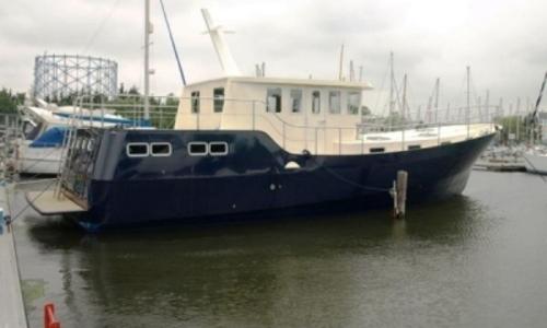 Image of Houseboat TRAWLER for sale in United Kingdom for £215,000 GILLINGHAM, United Kingdom