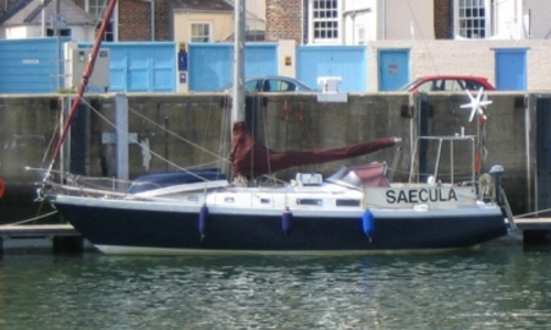 Image of CONTEST YACHTS CONTEST 38 for sale in United Kingdom for £23,995 WISBECH, United Kingdom