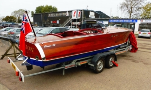 Image of ZIMMER RUNABOUT for sale in United Kingdom for £50,000 IPSWICH, United Kingdom
