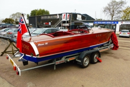 ZIMMER RUNABOUT for sale in United Kingdom for £50,000
