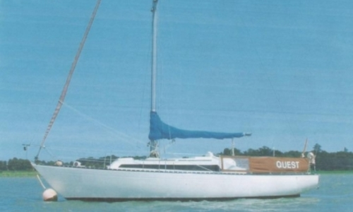 Image of Van De Stadt Legend 34 for sale in United Kingdom for £12,500 SUFFOLK, United Kingdom