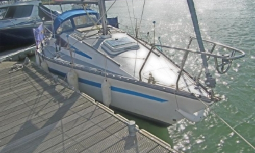 Image of SEAWOLF YACHTS SEAWOLF 26 for sale in United Kingdom for £7,995 IPSWICH, United Kingdom