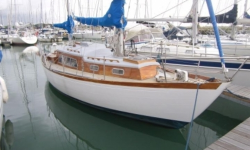 Image of SOVEREIGN YACHTS SOVEREIGN 32 for sale in United Kingdom for £24,750 IPSWICH, United Kingdom