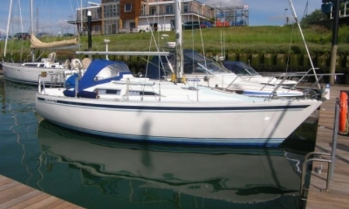 Image of Moody 31 Mk I for sale in United Kingdom for £22,500 LEVINGTON, United Kingdom