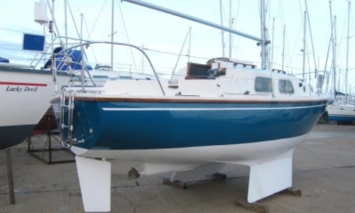 Image of Westerly 26 Centaur for sale in United Kingdom for £10,950 ESSEX, United Kingdom