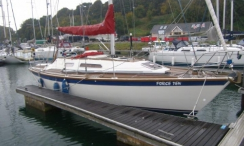 Image of Westerly 33 Storm for sale in United Kingdom for £26,000 SHOTLEY, United Kingdom