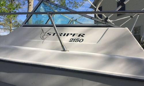 Image of Seaswirl Striper 2150 for sale in United States of America for $15,000 (£11,474) Brick, New Jersey, United States of America