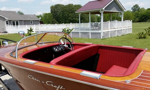 Image of Chris-Craft Capri for sale in United States of America for $39,200 (£30,447) Spring Hill, Tennessee, United States of America