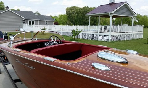Image of Chris-Craft Capri for sale in United States of America for $39,700 (£31,257) Spring Hill, Tennessee, United States of America