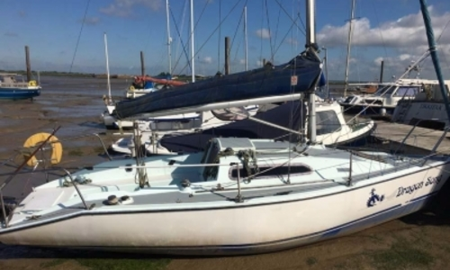Image of ZYGAL BOATS ZYGAL 6.6 LIMBO for sale in United Kingdom for £3,000 RIVER BLACKWATER, United Kingdom