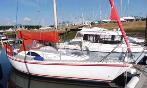 Image of STARLIGHT YACHTS STARLIGHT 30 for sale in United Kingdom for £8,500 BURNHAM ON CROUCH, United Kingdom