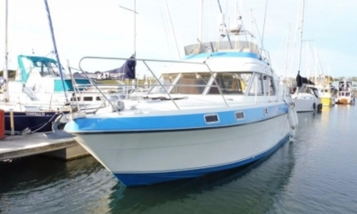 Image of Fairline 36 Turbo for sale in United Kingdom for £49,995 BURNHAM ON CROUCH, United Kingdom