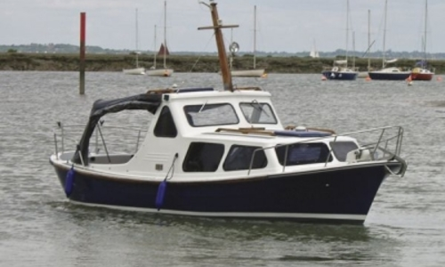 Image of MYRA PLAST BOATS MYRA PLAST 21 for sale in United Kingdom for £4,995 BURNHAM ON CROUCH, United Kingdom