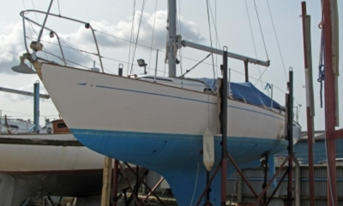 Image of Van De Stadt Legend 29 for sale in United Kingdom for £4,495 BRIGHTLINGSEA, United Kingdom