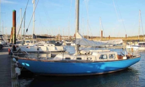 Image of Camper And Nicholson NICHOLSON 32 MK V for sale in United Kingdom for £13,500 BURNHAM ON CROUCH, United Kingdom