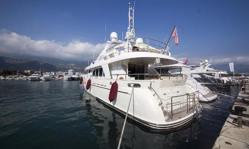 Image of Timmerman 25M for sale in Montenegro for €1,950,000 (£1,745,419) Montenegro