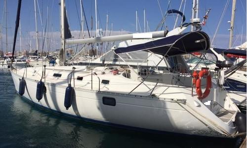Image of Beneteau Oceanis 400 for sale in Spain for €55,000 (£48,646) Spain