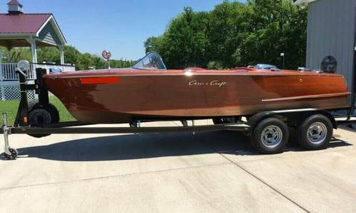 Chris Craft Capri For Sale In United States Of America For