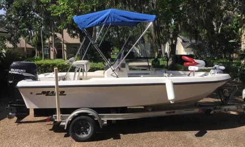 Image of Mako 171 for sale in United States of America for $14,000 (£10,610) Ponte Vedra Beach, Florida, United States of America