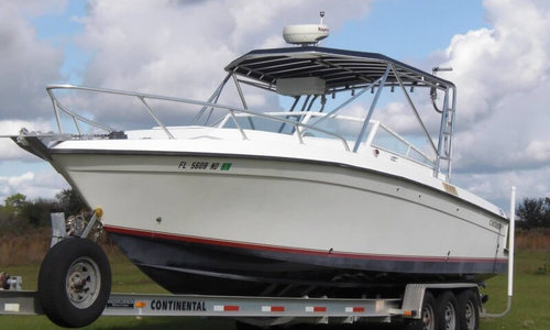 Image of Contender 35 Side Console for sale in United States of America for $94,500 (£71,788) Punta Gorda, Florida, United States of America