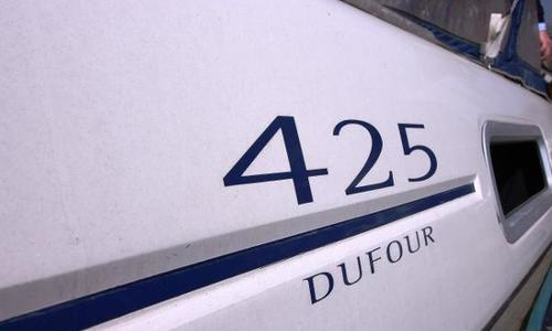 Image of Dufour 425 GRAND LARGE for sale in United Kingdom for £99,950 Ipswich, United Kingdom