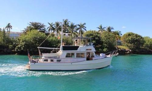Image of Grand Banks 42 Classic for sale in United States of America for $229,000 (£165,013) Key West, FL, United States of America