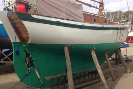 Traditional Laurent Giles Vertue Gaffer for sale in United Kingdom for £15,000