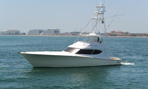 Image of Hatteras GT60 for sale in United Arab Emirates for $999,000 (£755,165) Dubai, , United Arab Emirates