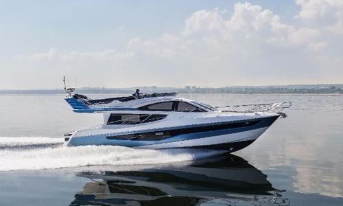 Image of Galeon 550 Fly for sale in Italy for €850,000 (£744,556) Italy