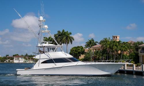Image of Viking Yachts for sale in United States of America for $3,995,000 (£3,132,842) Palm Beach Gardens, United States of America