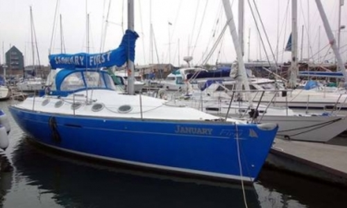 Image of Beneteau First 35S7 for sale in United Kingdom for £39,950 AMBLE, United Kingdom