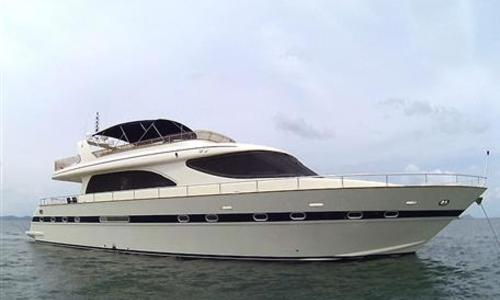 Image of Dragos 24 m for sale in Thailand for €379,000 (£332,871) Phuket, , Thailand