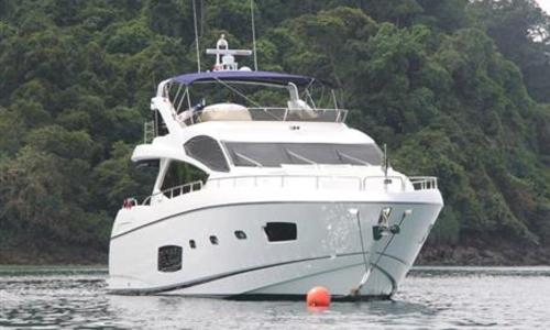Image of Sunseeker Manhattan 73 for sale in Thailand for $2,199,000 (£1,595,120) Phuket, , Thailand