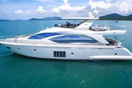 Azimut 82 for sale in Thailand for €1,950,000 (£1,734,737)