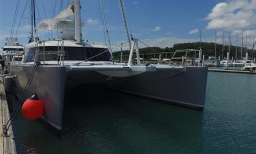 Image of Sunreef 60 Sailing for sale in Thailand for €1,490,000 (£1,308,648) Phuket, , Thailand