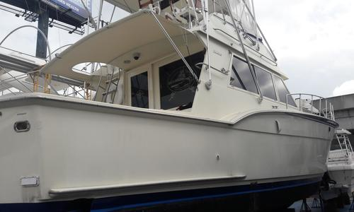 Image of Hatteras Sportfisherman for sale in United States of America for $120,000 (£89,371) Fortlauderdale, FL, United States of America