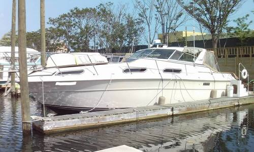 Image of Sea Ray SRV 360 Express for sale in United States of America for $21,900 (£15,659) Brooklyn, New York, United States of America
