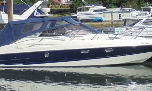 Image of Cranchi Endurance 33 for sale in United Kingdom for £49,950 Hamble River Boat Yard, United Kingdom