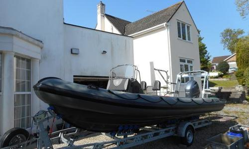 Image of XS Ribs XS-700 for sale in United Kingdom for £47,495 Plymouth, United Kingdom